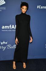 JANAYE FURMAN at 22nd Annual Amfar Gala in New York 02/05/2020