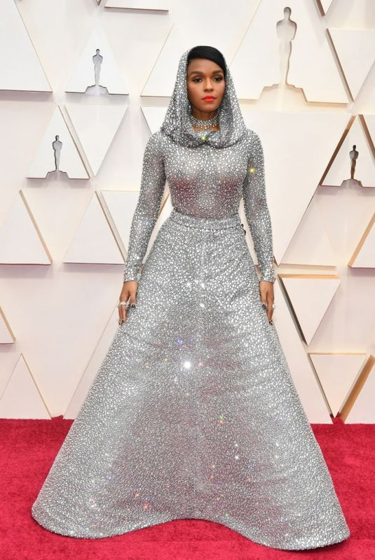 JANELLE MONAE at 92nd Annual Academy Awards in Los Angeles 02/09/2020