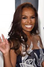 JANET MOCK at 2020 Vanity Fair Oscar Party in Beverly Hills 02/09/2020