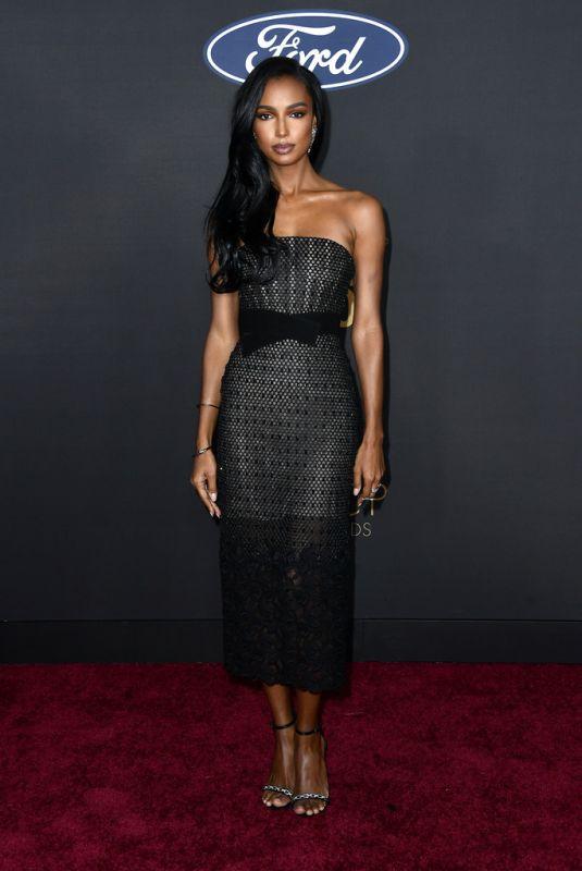 JASMINE TOOKES at 51st Naacp Image Awards in Pasadena 02/22/2020