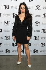 JEANINE MASON at Badgley Mischka Fashion Show at NYFW in New York 02/08/2020