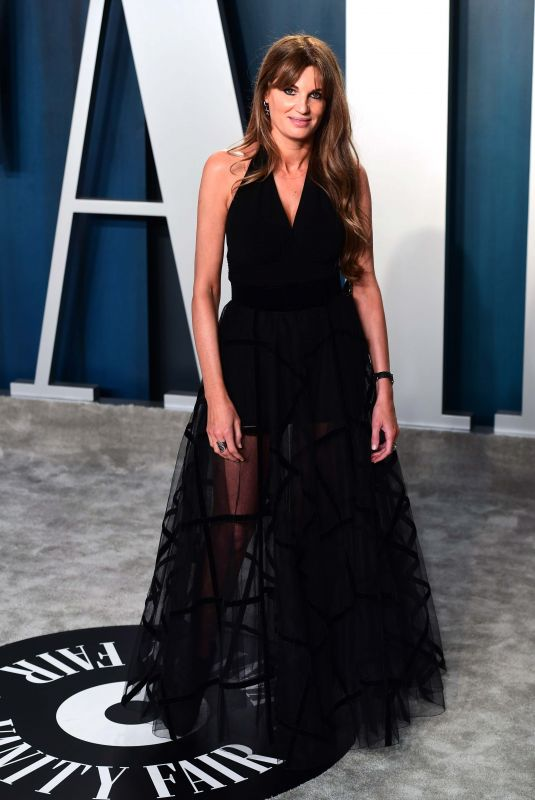 JEMIMA GOLDSMITH at 2020 Vanity Fair Oscar Party in Beverly Hills 02/09/2020