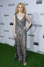 JENN MURRAY at Hollywood Beauty Awards 2020 in Los Angeles 02/06/2020