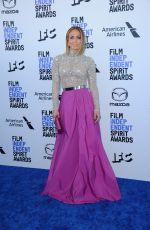 JENNIFER LOPEZ at 2020 Film Independent Spirit Awards in Santa Monica 02/08/2020