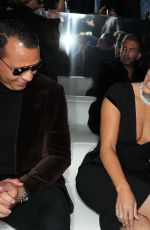 JENNIFER LOPEZ at Tom Ford Fashion Show in Los Angeles 02/07/2020