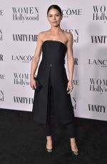 JENNIFER MORRISON at Vanity Fair & Lancome Toast Women in Hollywood in Los Angeles 02/06/2020