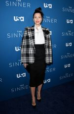 JESSICA BEIL at The Sinner, Season 3 Premiere in West Hollywood 02/03/2020