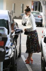 JESSICA BIEL Out for Lunch in Los Angeles 02/28/2020