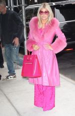 JESSICA SIMPSON at Buzzfeed in New York 02/04/2020