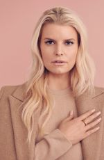 JESSICA SIMPSON in Glamour Magazine, Honesty Issue 2020