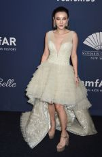 JESSICA WANG at 22nd Annual Amfar Gala in New York 02/05/2020