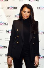 JESSICA WRIGHT at Eat Your Way to a Six Pack Book Launch in London 02/25/2020