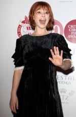 JESSIE BUCKLEY at London Critics