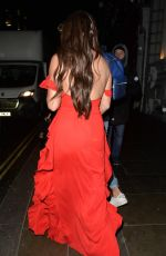 JESY NELSON Out and About in London 02/15/2020