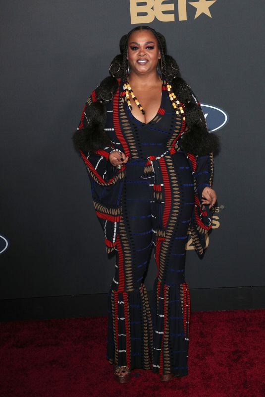 JILL SCOTT at 51st Naacp Image Awards in Pasadena 02/22/2020