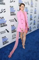 JOEY KING at 2020 Film Independent Spirit Awards in Santa Monica 02/08/2020