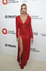 JOSEPHINE SKRIVER at Elton John Aids Foundation Oscar Viewing Party in West Hollywood 02/09/2020