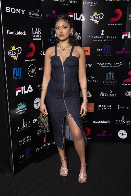 JOY CROOKES at Sony Brit Awards After-party in London 02/18/2020
