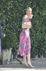 JULIANNE HOUGH Arrives at Jesse Tyler Ferguson's Baby Shower 02/15/2020