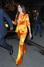 KACEY MUSGRAVES Leaves Bowery Hotel 02/05/2020