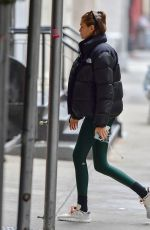 KAIA GERBER Arrives at Her Home in New York 02/04/2020