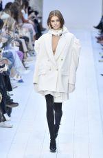 KAIA GERBER at Max Mara Runway Show at Milan Fashion Week 02/20/2020