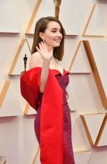 KAITLYN DEVER at 92nd Annual Academy Awards in Los Angeles 02/09/2020