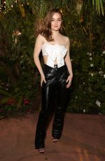 KAITLYN DEVER at Charles Finch and Chanel Pre-oscar Awards in Los Angeles 02/08/2020