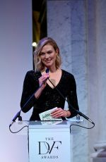 KARLIE KLOSS at 2020 DVF Awards in Washington D.C. 02/19/2020