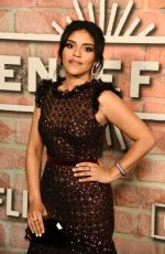 KARRIE MARTIN at Gente-fied TV Show Premiere in Los Angeles 02/20/2020