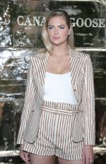 KATE UPTON at Canada Goose and Vogue