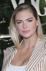 KATE UPTON at Cocktails & Conversation About Impact Climate Change Has on the Future of Polar Bears in Los Angeles 02/12/2020