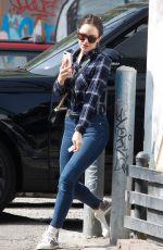 KATHARINE MCPHEE in Denim Out in West Hollywood 02/19/2020