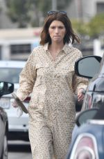 KATHERINE SCHWARZENEGGER Out Shopping in Los Angeles 02/02/2020