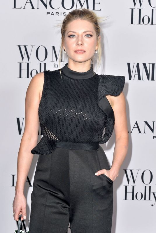 KATHERYN WINNICK at Vanity Fair & Lancome Toast Women in Hollywood in Los Angeles 02/06/2020