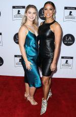 KAYA MCKENNA CALLAHAN at LA Art Show 2020 Opening Night Gala 02/05/2020