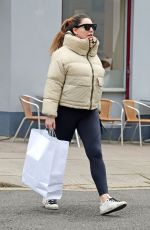 KELLY BROOK Out Shopping in London 02/26/2020