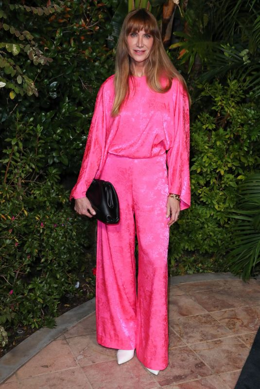 KELLY LYNCH at Charles Finch and Chanel Pre-oscar Awards in Los Angeles 02/08/2020