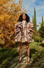 KERRY WASHINGTON in Instyle Magazine, March 2020
