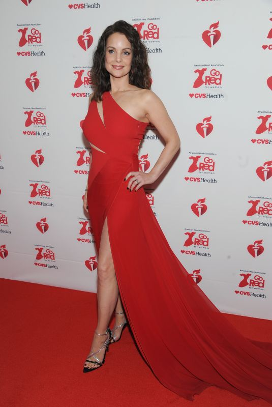 KIMBELRY WILLIAMS-PAISLEY at American Red Heart Association