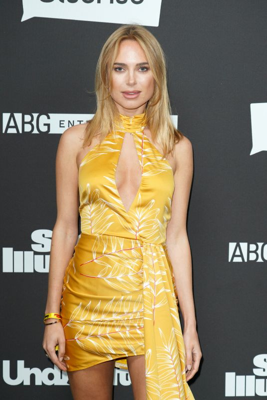 KIMBERLEY GARNER at Sports Illustrated Super Bowl LIV Party in Miami 02/01/2020