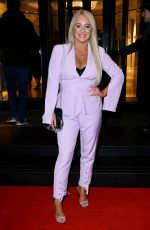 KIRTSY LEIGH PORTER at Broadcast Awards in London 02/05/2020