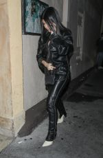 KOURTNEY KARDASHIAN at Carousel Restaurant in Glendale 02/19/2020