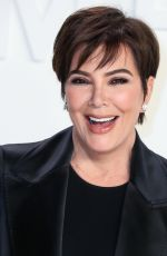 KRIS JENNER at Tom Ford Fashion Show in Los Angeles 02/07/2020
