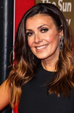 KYM MARSH at The Sun Military Awards in London 02/06/2020