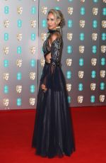 LADY VICTORIA HERVEY at EE British Academy Film Awards 2020 in London 02/01/2020