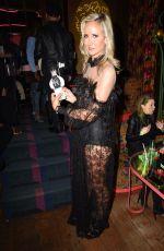 LADY VICTORIA HERVEY at Scott Henshall & Lady Victoria Hervey Hervey Henshall Brand Launch Party in London 02/16/2020