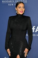 LALA ANTHONY at 22nd Annual Amfar Gala in New York 02/05/2020