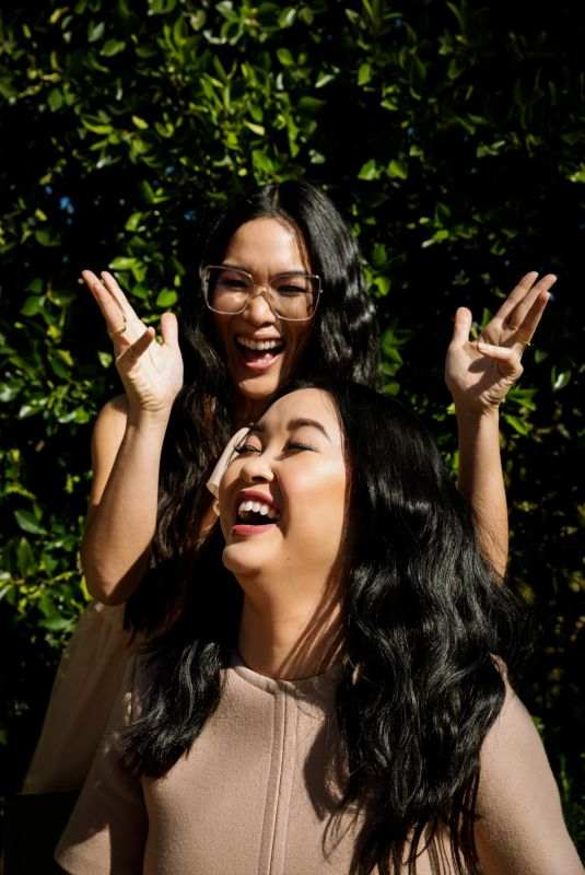 LANA CONDOR and ALI WONG WILL for Interview Magazine, February 2020