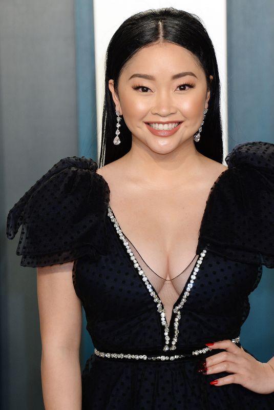 LANA CONDOR at 2020 Vanity Fair Oscar Party in Beverly Hills 02/09/2020